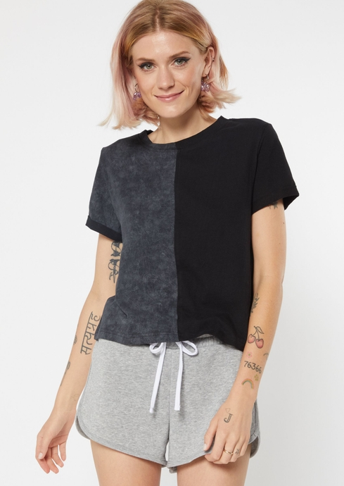 SPLICE ROLL SLEEVE BOXY T placeholder image