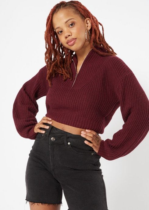QTR ZIP PULLOVER placeholder image