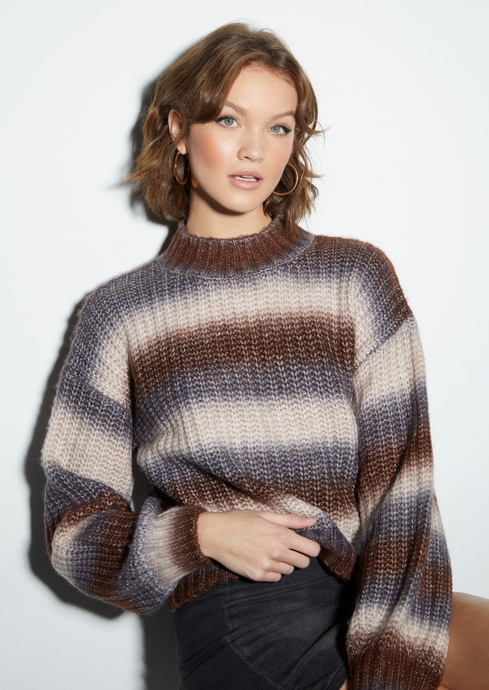 SPACE DYE PULLOVER placeholder image
