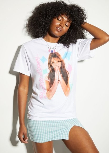 britney spears graphic tee - Main Image