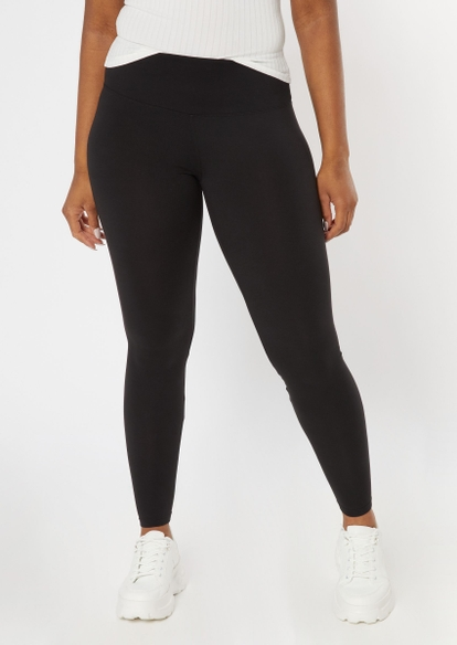 black super soft leggings - Main Image
