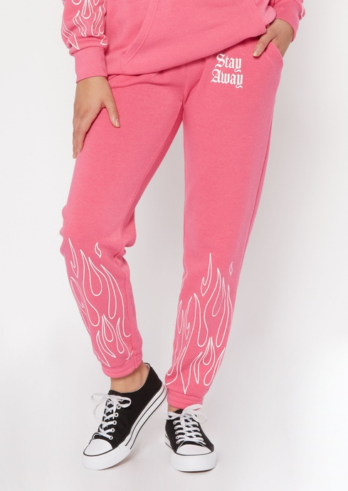 MB FLAME ANKLE BF JOGGER placeholder image