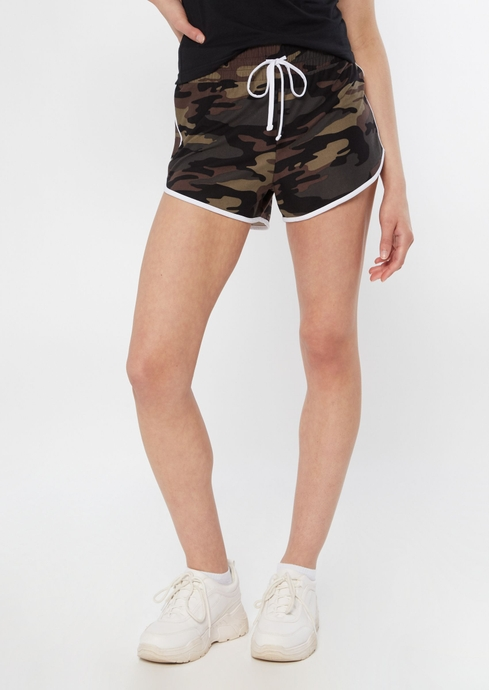 OLIVE CAMO YMY DLPHIN SHR placeholder image