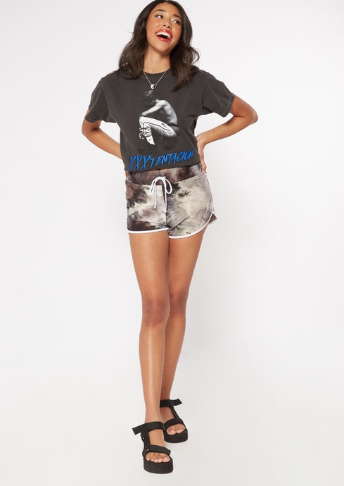 BLK TD YMY DOLPHIN SHORT placeholder image