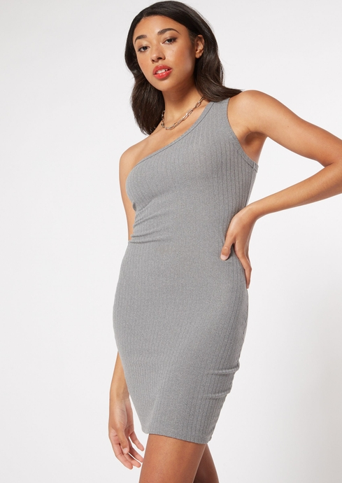 ONE SHLDR BODYCON placeholder image