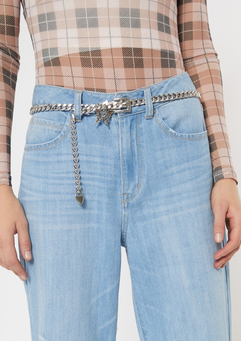 BUTTERFLY CHAIN BELT placeholder image
