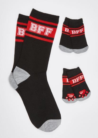 bff matching pet sock set - Main Image