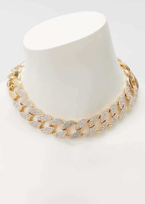 PAVE CHUNKY CHAIN placeholder image