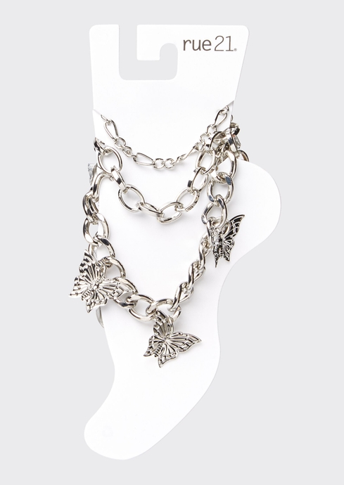 BFLY CHARM CHUNKY CHAIN 3 placeholder image