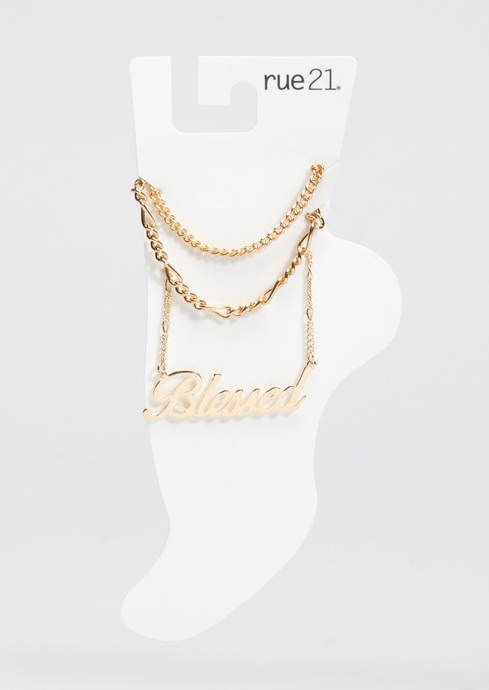 BLESSED CHAIN 3PK placeholder image