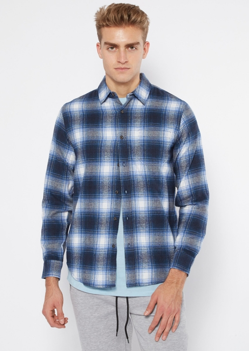 CHAMBRAY BLUE PLAID placeholder image