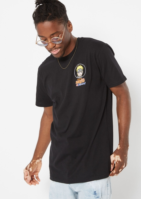 NARUTO EMBROIDERY TEE placeholder image