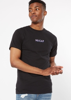 NO CAP EMBROIDERY TEE placeholder image