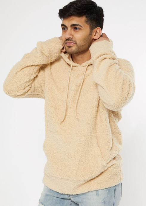 COZY SHERPA PO HOODIE placeholder image