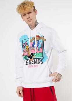 legends never die hoodie - Main Image