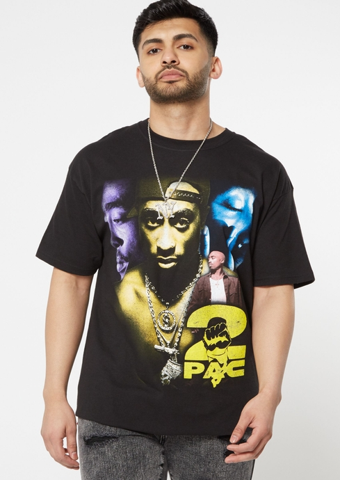 TUPAC COLORS TEE placeholder image