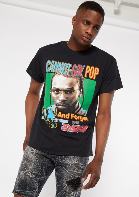 POP SMOKE FORGET TEE placeholder image