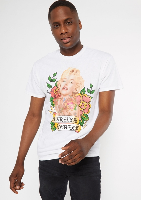 MARILYN TRADITIONAL TEE placeholder image