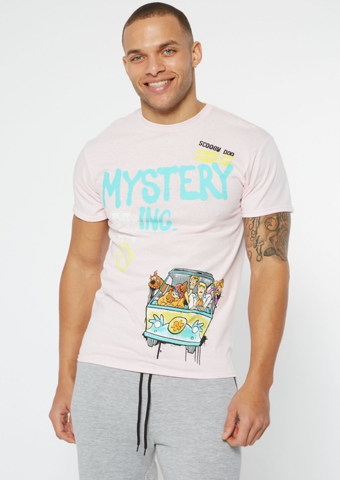 SCOOBY DOO PLACEMENT TEE placeholder image