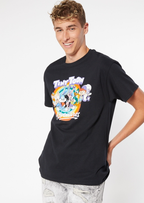 TINY TOONS LOGO TEE placeholder image