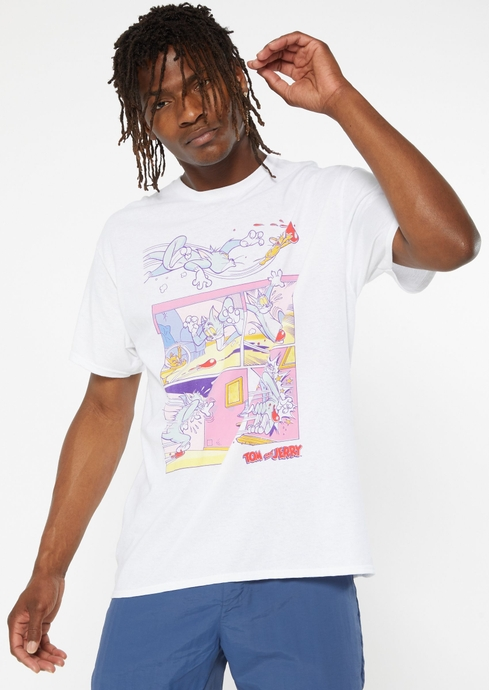 TOM AND JERRY COMIC TEE placeholder image