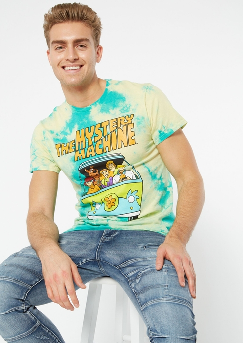 MYSTERY MACHINE TD TEE placeholder image