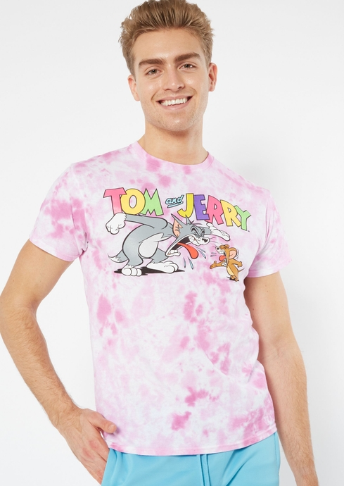 TOM AND JERRY TD LOGO TEE placeholder image
