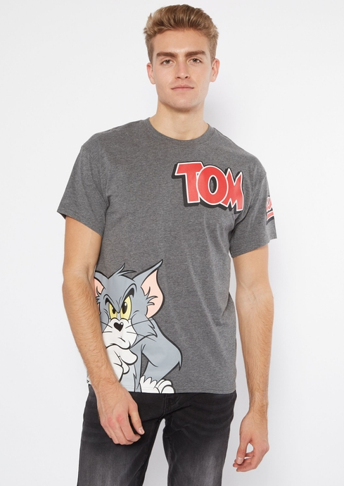TOM AND JERRY BIG FB TEE placeholder image