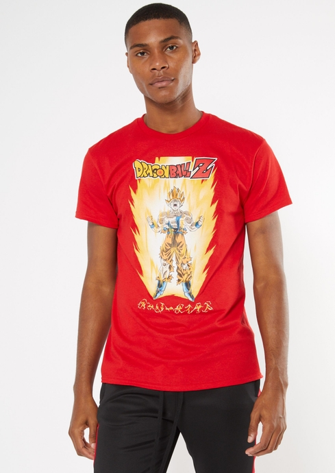 DBZ POWER TEE placeholder image