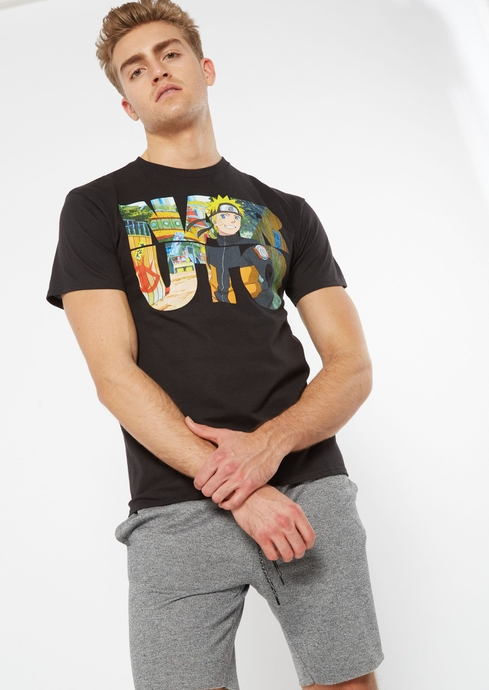 NARUTO LETTERS TEE placeholder image