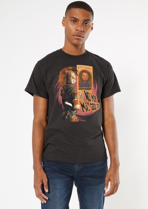 CHUCKY POSTER TEE placeholder image