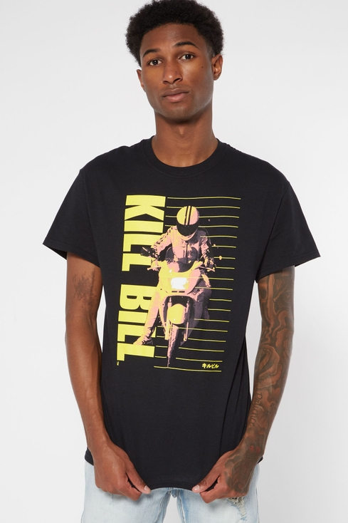 KILL BILL MOTORCYCLE TEE placeholder image