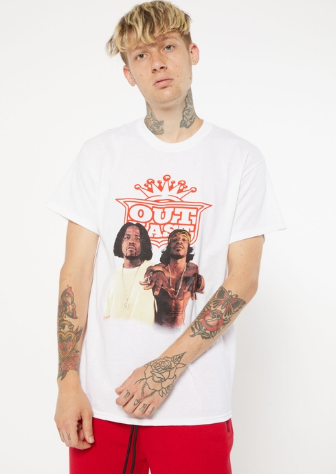 OUTKAST TEE placeholder image
