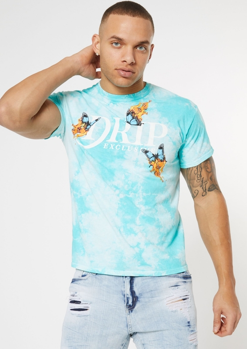 DRIP BUTTERFLY TD TEE placeholder image