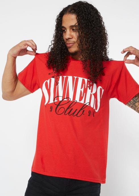 SINNER CLUB TEE placeholder image
