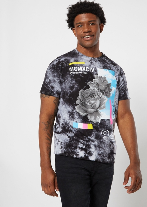 ROSE GRAPHIC TD TEE placeholder image