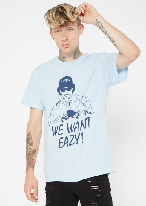 WE WANT EAZY E TEE placeholder image