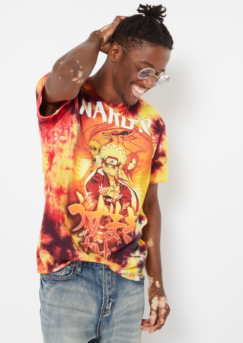 NARUTO FLAMES TD TEE placeholder image