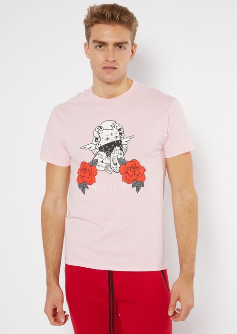 ONE DAY TIME CHERUB TEE placeholder image