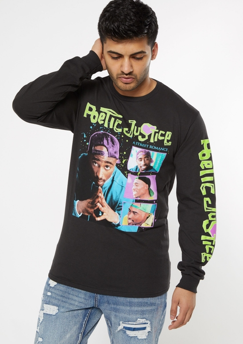 POETIC JUSTICE NEON LS TE placeholder image