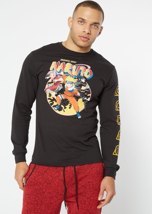 NARUTO GROUP LS TEE placeholder image