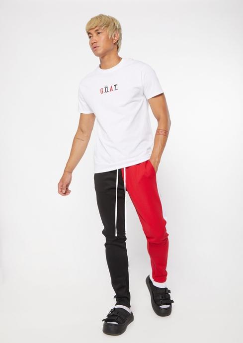SPLIT LEG TRACK PANT placeholder image
