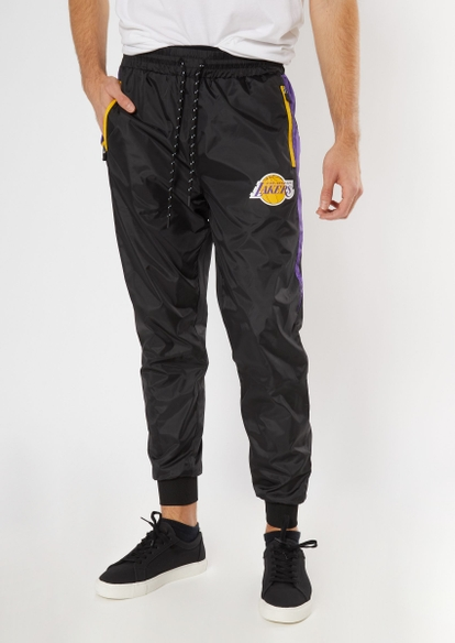 nba los angeles lakers graphic woven pants - Main Image