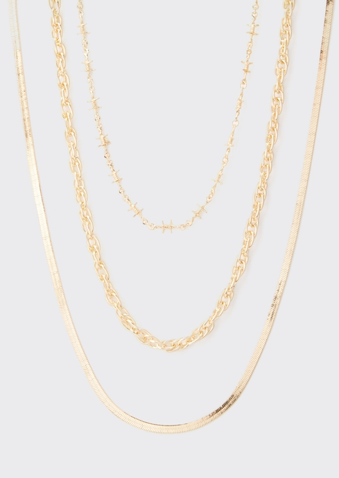 TRPLE ASST GOLD ROPE CHAI placeholder image