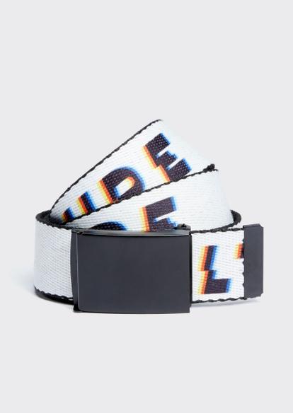culture shift print web belt - Main Image