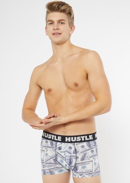 money hustle classic trunks - Main Image