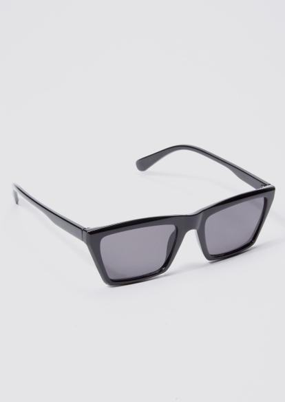 black square lens sunglasses - Main Image
