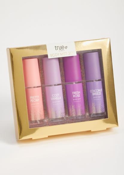 4-pack true body mist gift set - Main Image