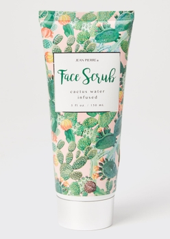 cactus water infused face scrub - Main Image