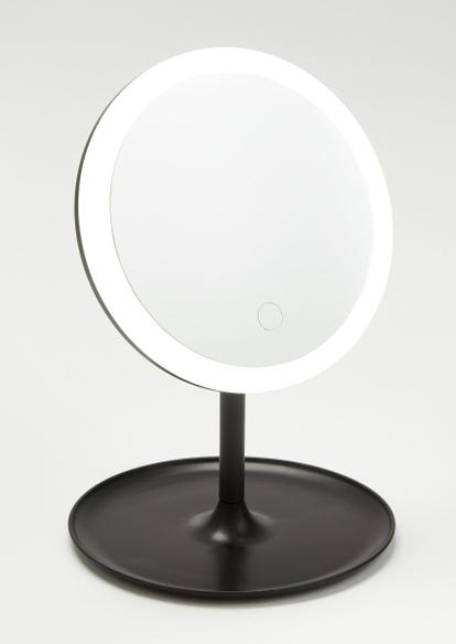 black led mirror light with tray - Main Image